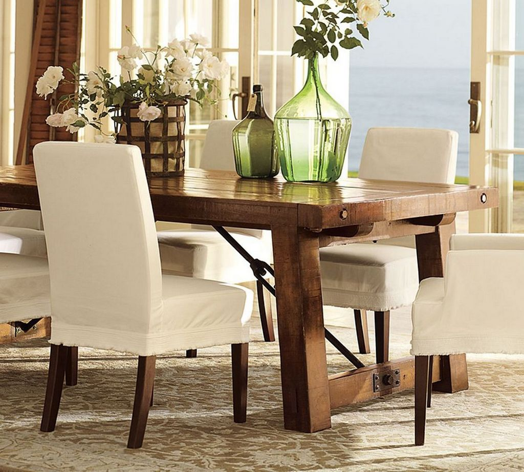 Dining table size for room